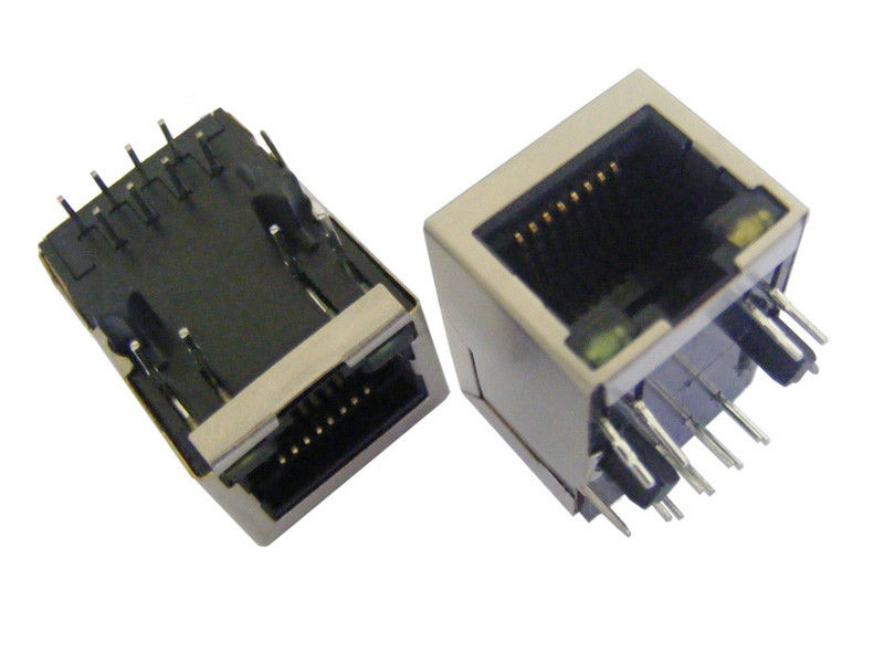 IEEE 802.3 Standard RJ45 Single Port AC 1500Vrms 50Hz Withstand Voltage
